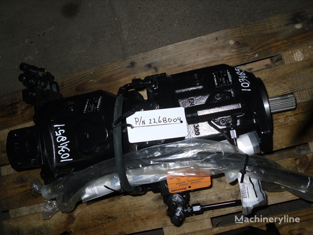 new O&K TEREX 2426860 hydraulic pump for O&K  F106.6 grader
