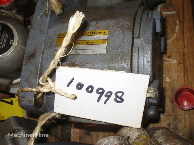 REXROTH IPF2G420/050LH07MHL hydraulic pump for other construction machinery