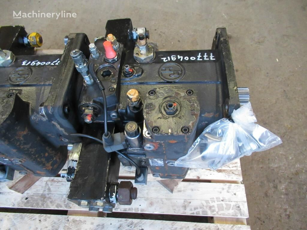 Rexroth hydraulic pump for excavator