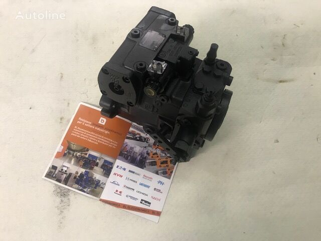 Rexroth A4VG56DA1D3L-32R hydraulic pump for wheel loader