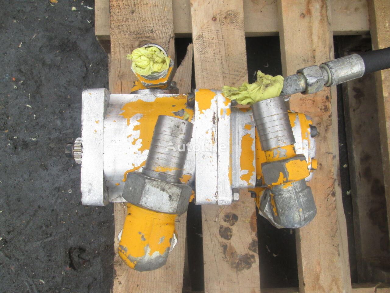 Sauer-Danfoss hydraulic pump for Liba DF.110C asphalt paver