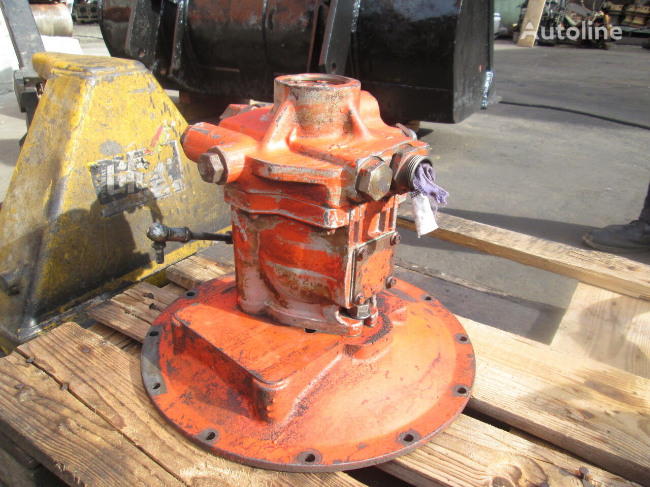 Sperry Vickers hydraulic pump for wheel loader