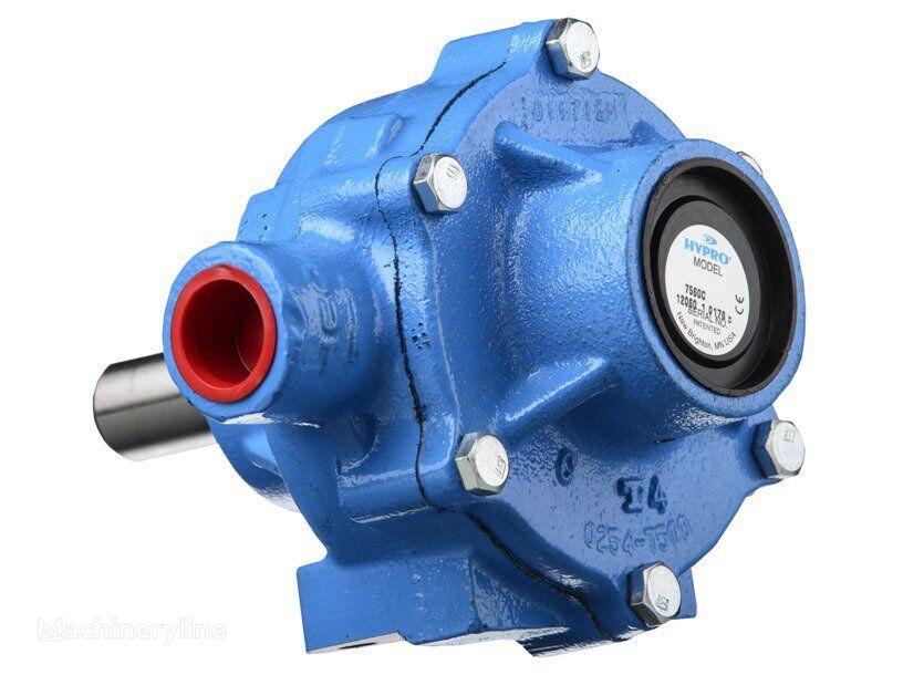 Su Pompası Hypro Orjinal hydraulic pump for PUTZMEISTER concrete pump