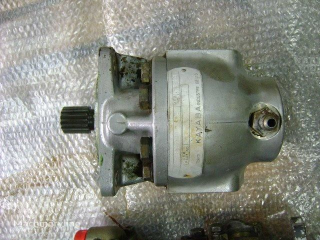 hydraulic pump for TCM Kayaba excavator