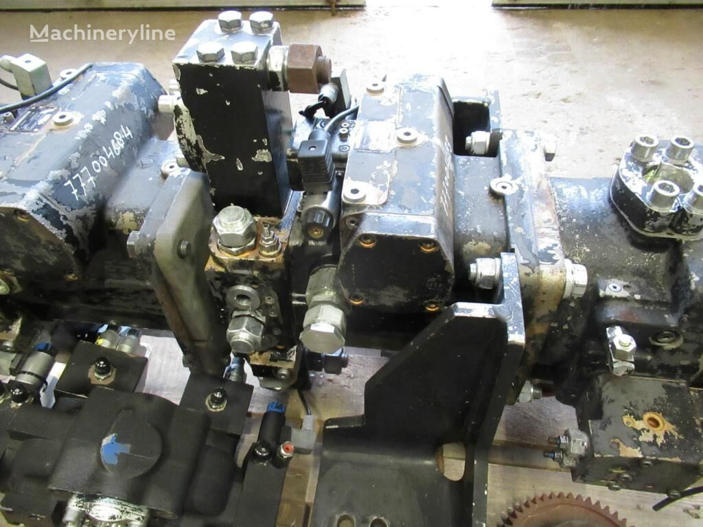 TEREX Noell hydraulic pump for excavator