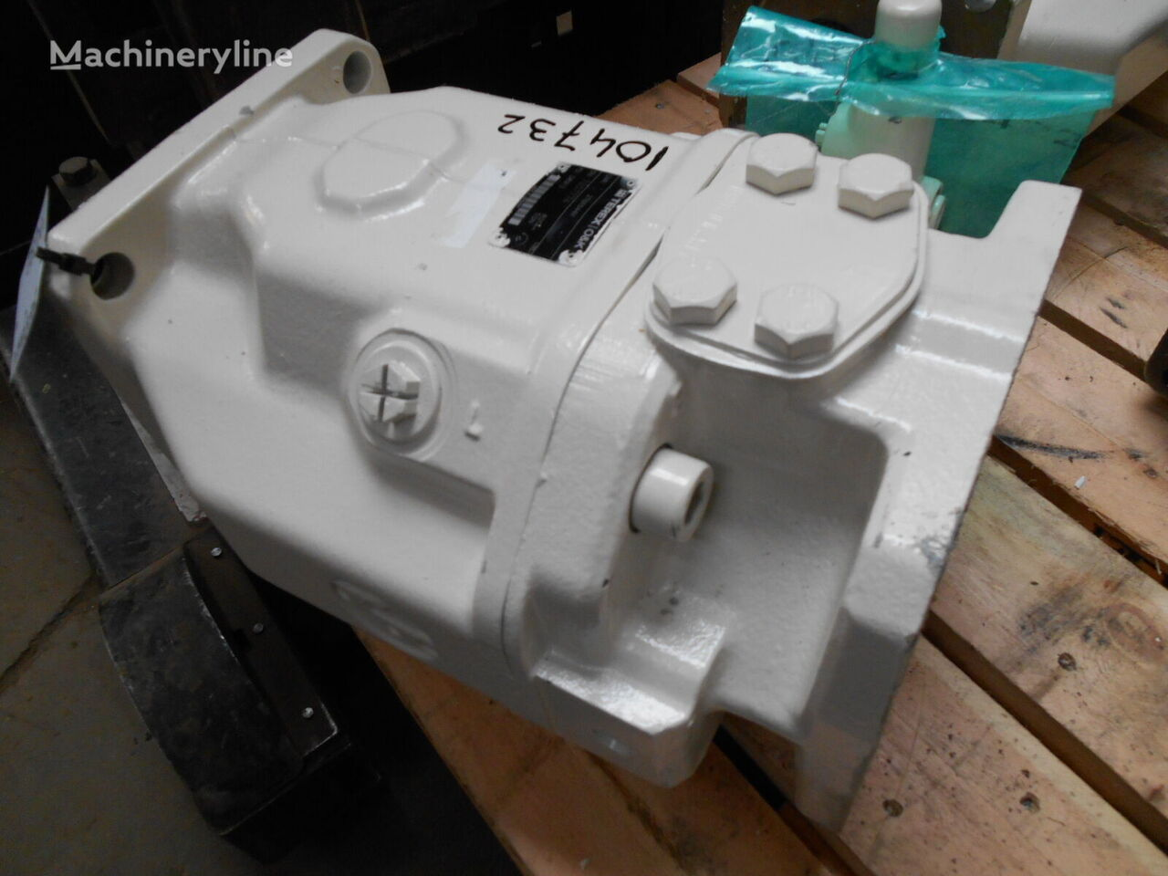 Terex O&K A10V0140DRG/31L-PSD12K01-S0679 (AP) (2765944X) hydraulic pump for excavator