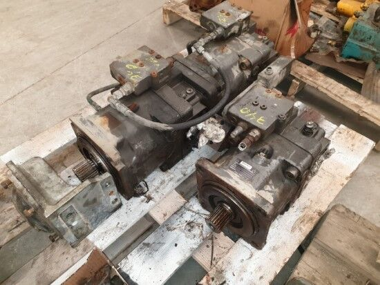 VOLVO hydraulic pump for VOLVO EC340 excavator