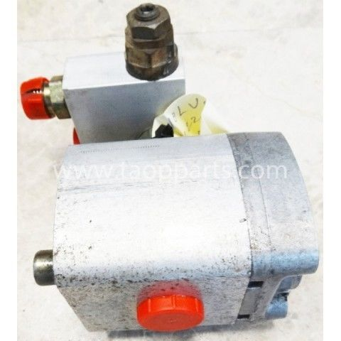 VOLVO hydraulic pump for VOLVO L220D construction equipment