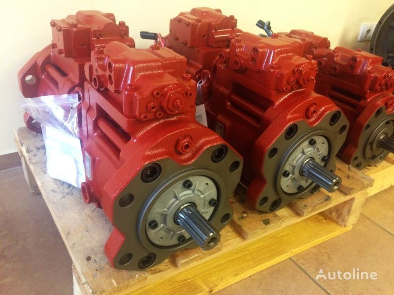 Kawasaki Hydraulic Pump – Idée d'image de moto