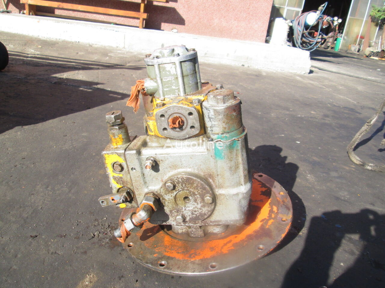 ZTS S218 hydraulic pump for wheel loader