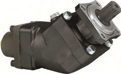 new aksialno-porshnevoy 85 l/min. hydraulic pump for truck