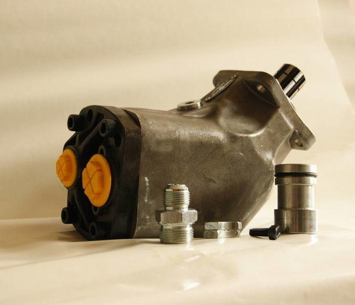 new aksialno-porshnevoy 85 l/min. hydraulic pump for tractor unit