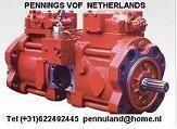 new ALLE MERKEN hydraulic pump for for all BRANDS EXCAVATORS  excavator