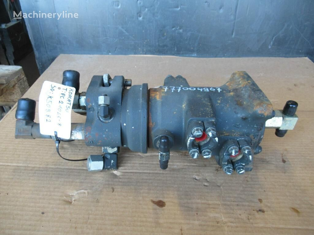 KOMATSU hydraulic rotator for KOMATSU PC210LC-8 excavator
