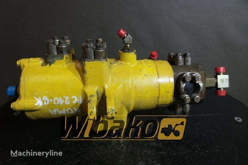 PC210-6K hydraulic rotator for KOMATSU PC210-6K excavator