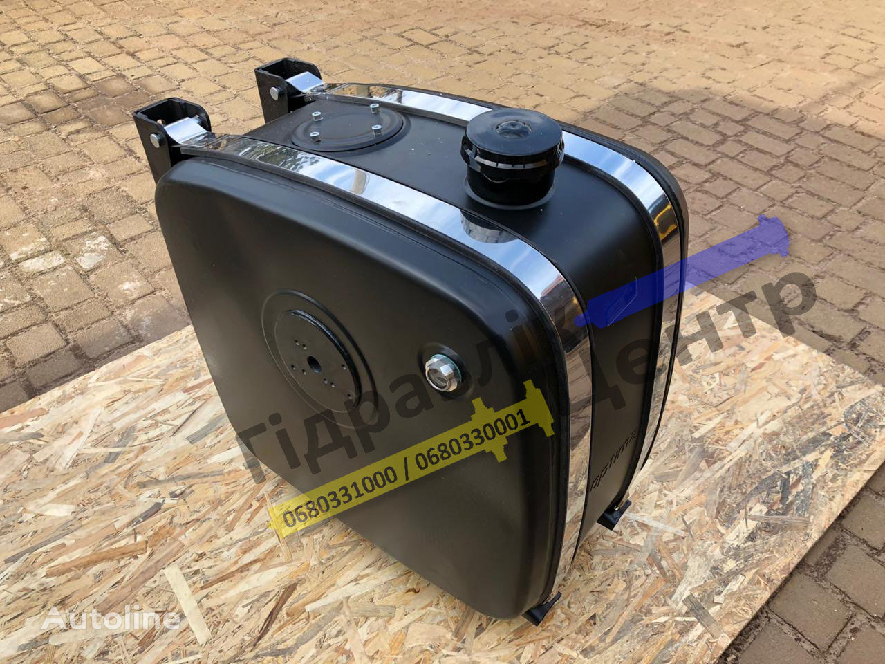 new hydraulic tank for truck