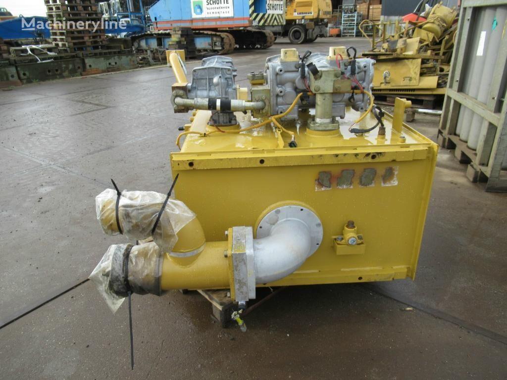 hydraulic tank for CATERPILLAR 365B excavator