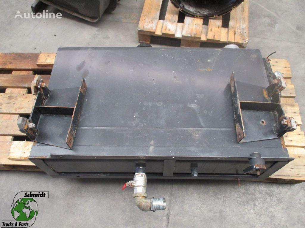 Hyva hydraulic tank for MAN truck