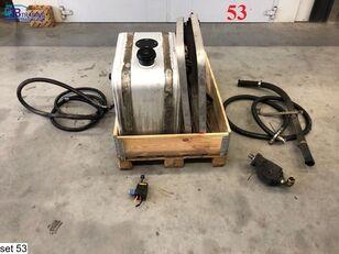 Hyva Tank, pump, hoses, control valve hydraulic tank for truck
