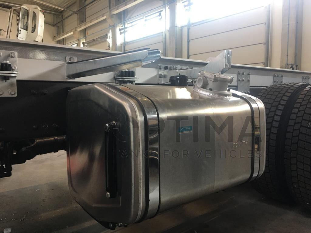 new Palfinger Palift PLUS series hydraulic tank for material handling equipment