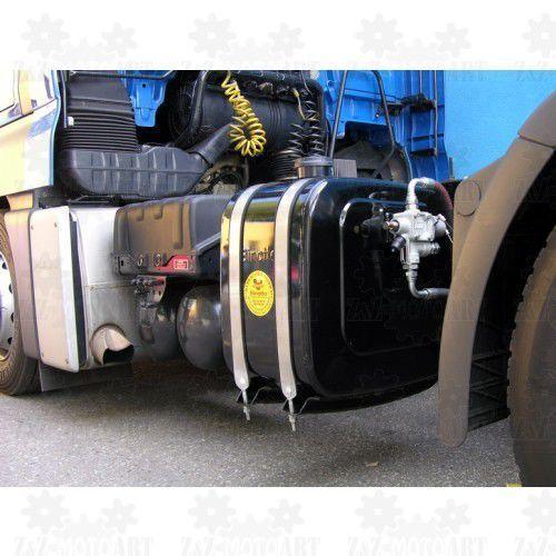 new s bokovym krepleniem hydraulic tank for truck