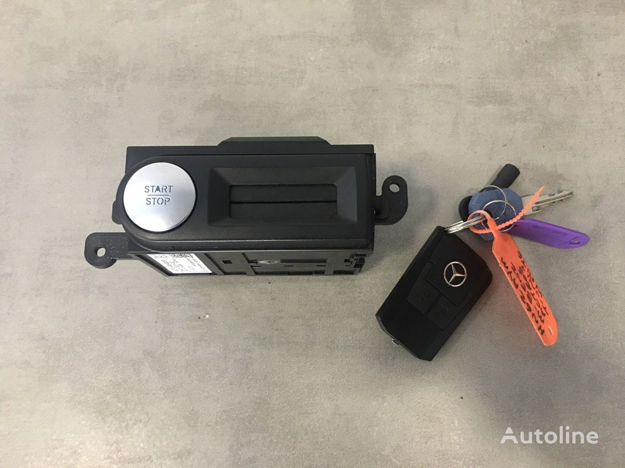 MERCEDES-BENZ ignition lock for MERCEDES-BENZ ACTROS MP4 truck