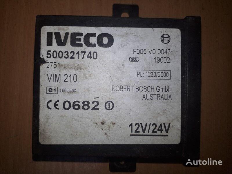 IVECO immobilayzer immobiliser for IVECO EuroTech/EuroCargo (1991-1998) truck
