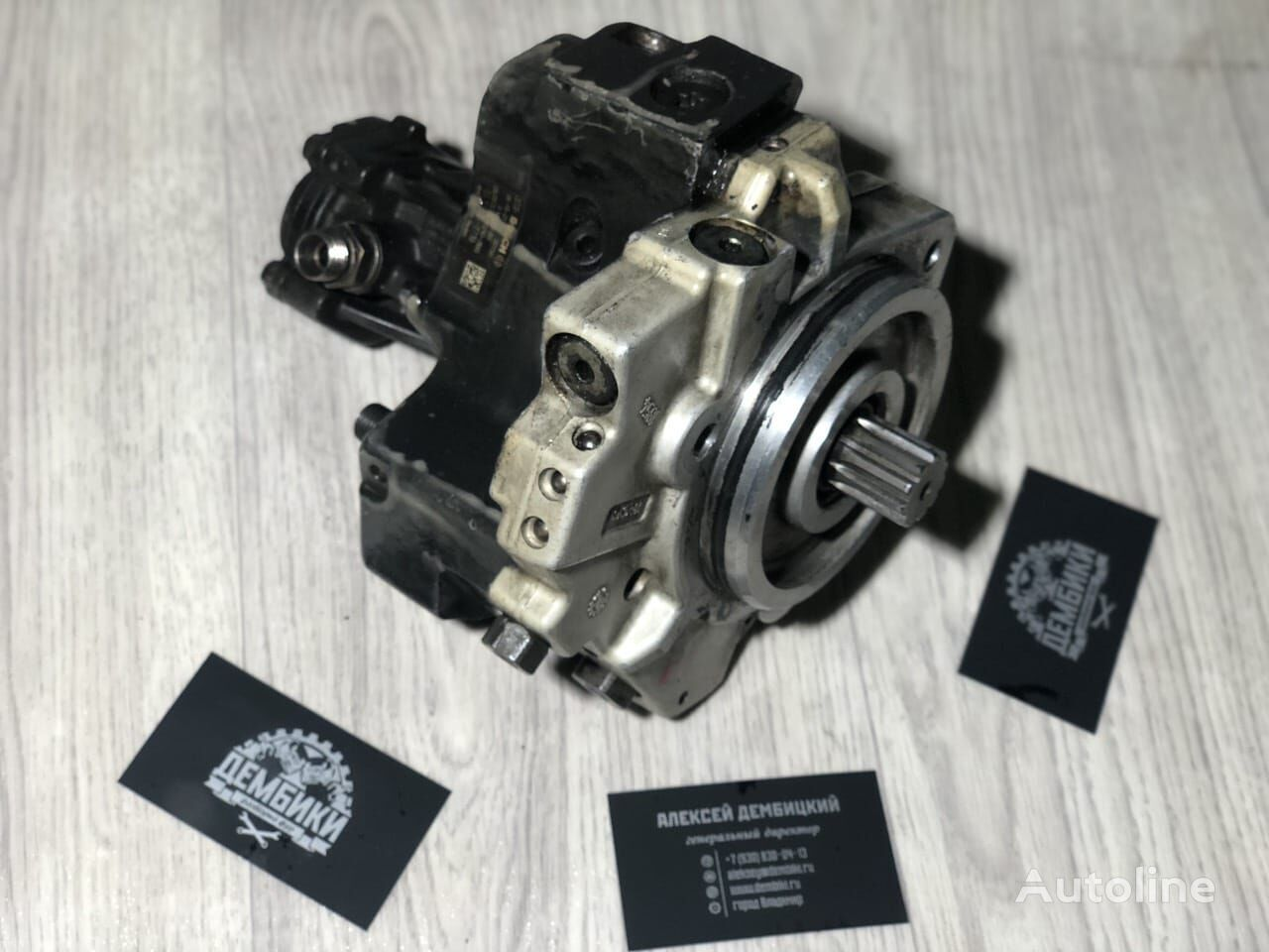 injection pump for MAN TGA truck