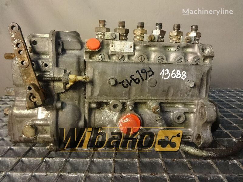 Injection pump Bosch 0400866039 injection pump for 0400866039 (PES6A80D410/3RS2527) excavator