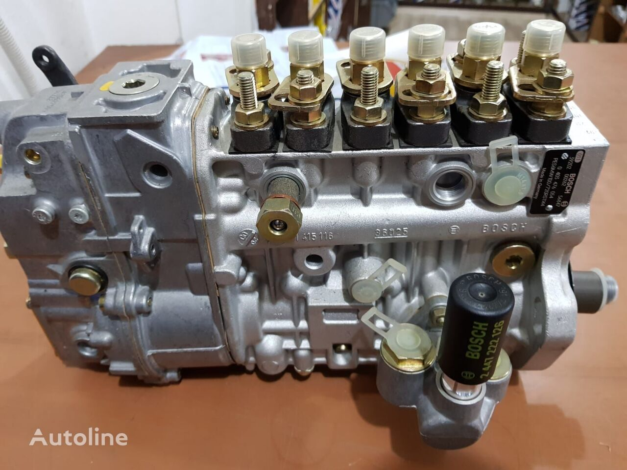 new BOSCH In line pump injection pump for MERCEDES-BENZ Unimog tractor unit