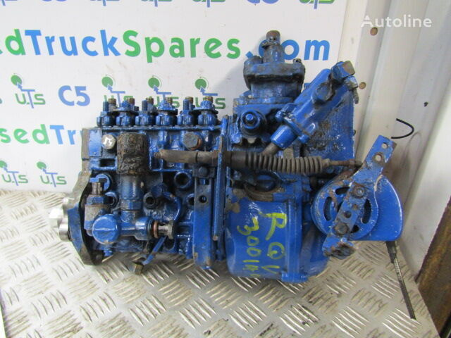 BOSCH TD61/TD63 injection pump for VOLVO FL6  truck