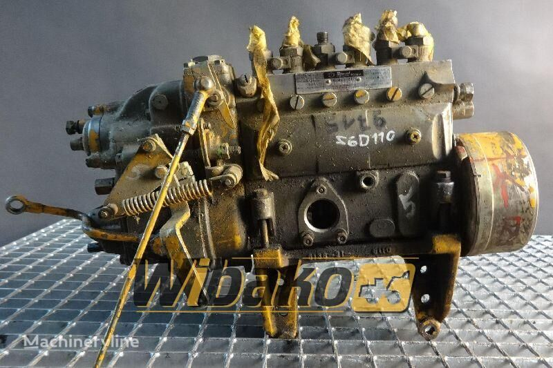 Diesel Kikki 101601-3170 injection pump for 101601-3170 (547K662939) other construction machinery