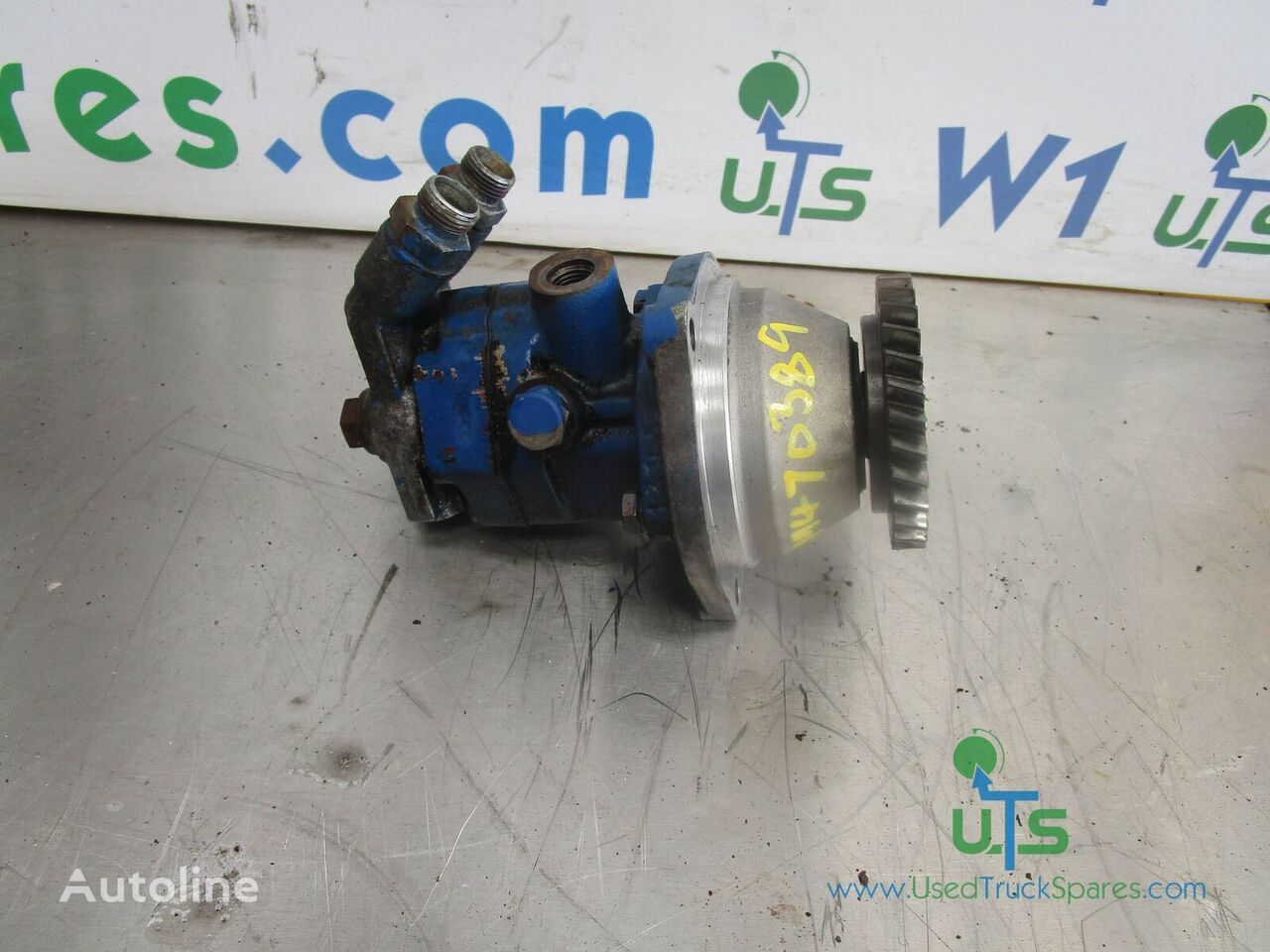 (99470388) injection pump for IVECO CURSOR 8 truck