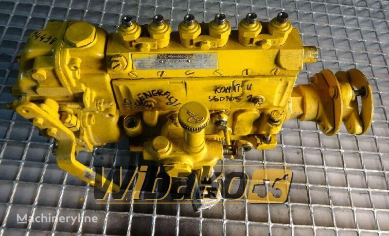 Injection pump Diesel Kikky 843M103084 injection pump for 843M103084 (PE6A950410RS2000NP814) other construction equipment