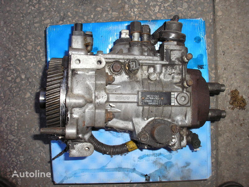 MITSUBISHI DENSO injection pump for MITSUBISHI truck