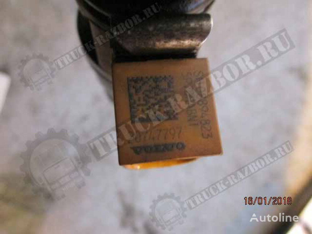 (20747797) injector for VOLVO tractor unit