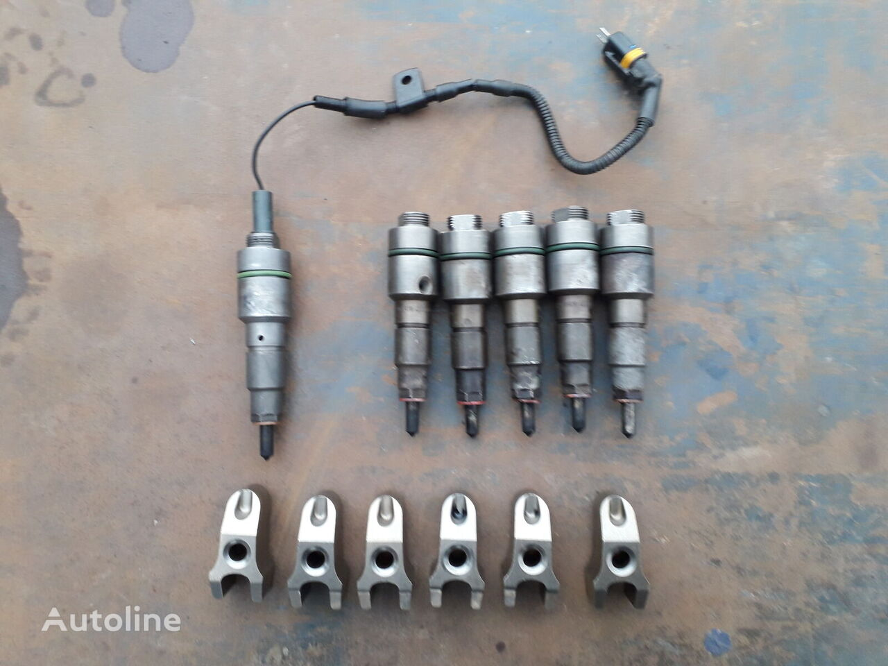 injector for MAN TGA truck