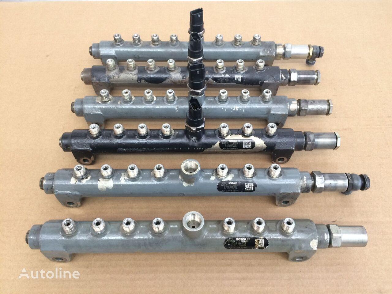 BOSCH - TUBO PRESSIONE COMMON RAIL - per bus e injector for MAN truck