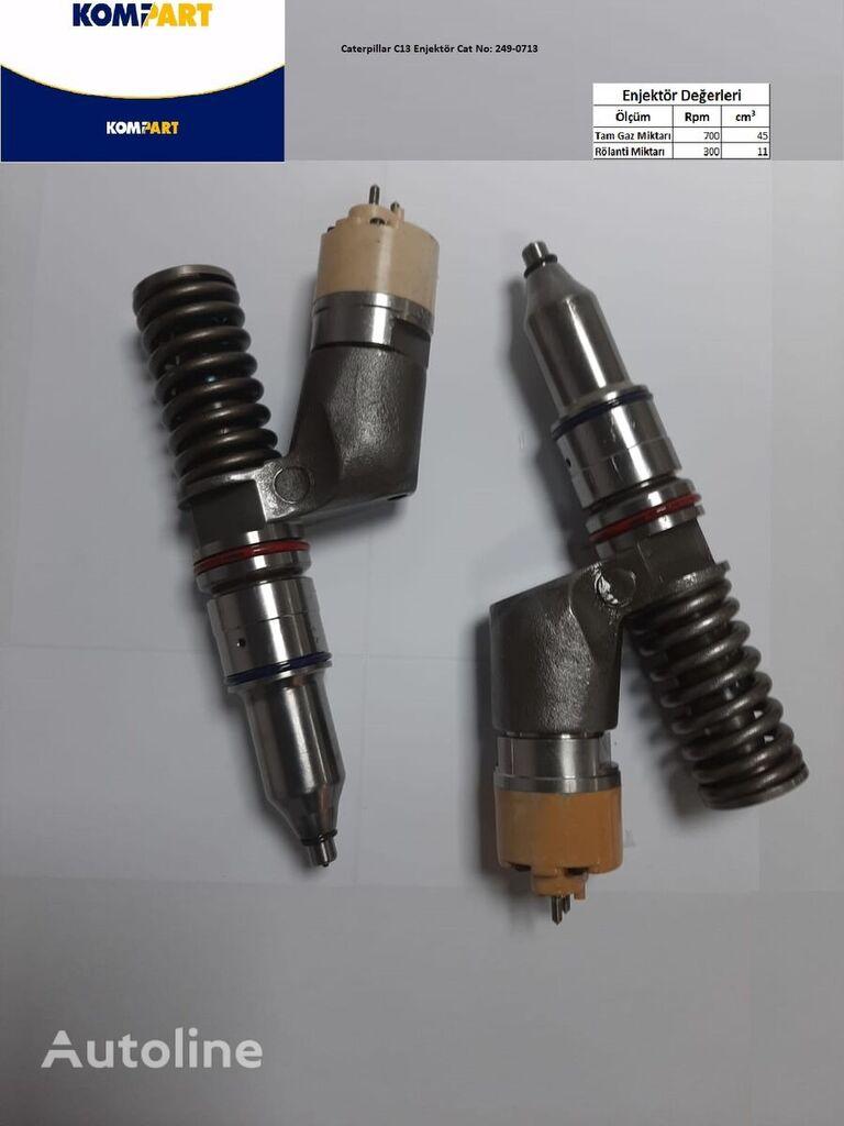 CATERPILLAR (249-0713) injector for excavator