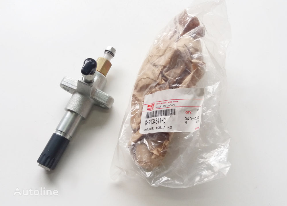 new ISUZU DENSO (8971348410) injector for ISUZU backhoe loader