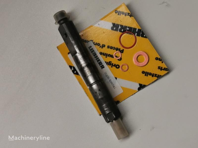 LIEBHERR Injector Nozzle injector for LIEBHERR excavator