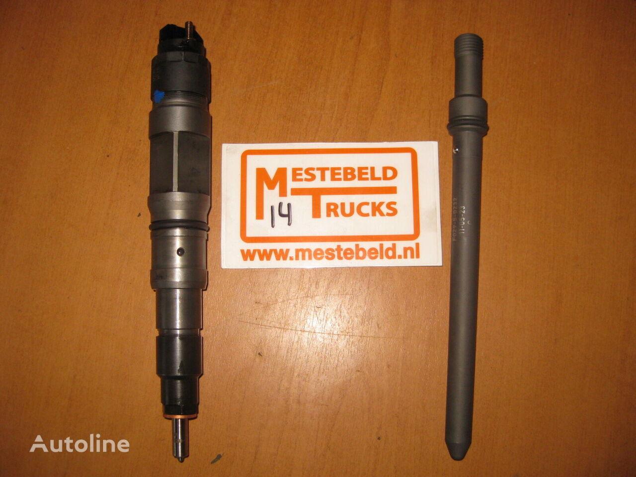 MAN Verstuiver + drukbuiskoppeling injector for MAN truck