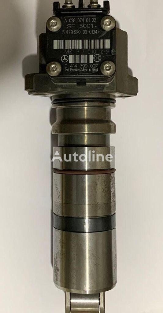 MERCEDES-BENZ Atego, Axor pump units, injectors, injector unit, 6 cylinder, 4  injector for MERCEDES-BENZ Atego tractor unit