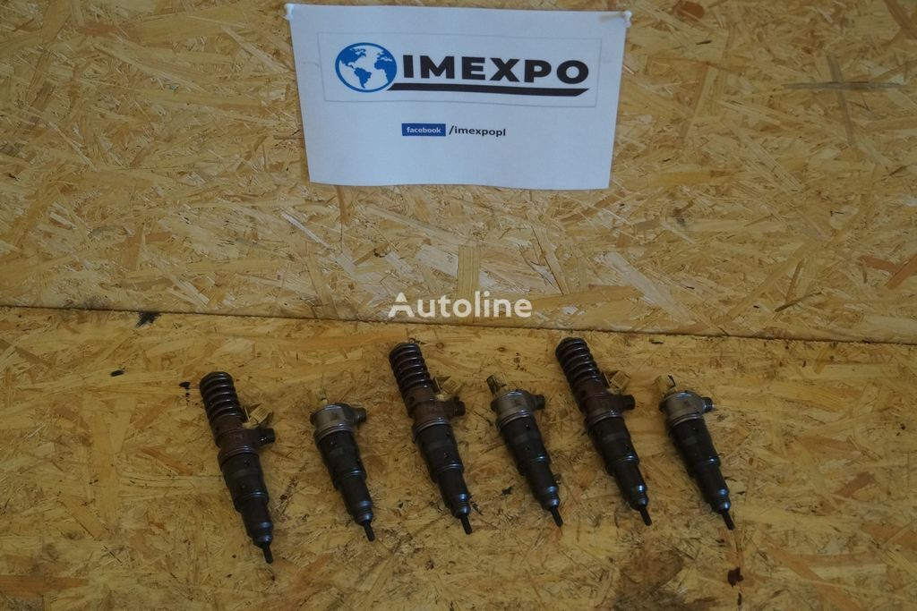 RENAULT INJECTORS SET / FREE EU DELIVERY injector for RENAULT Gama Range T EURO 6 DTI11 tractor unit