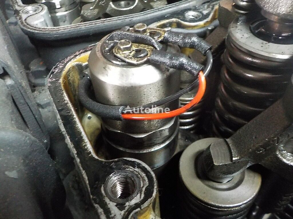 SCANIA (1766549) injector for SCANIA tractor unit