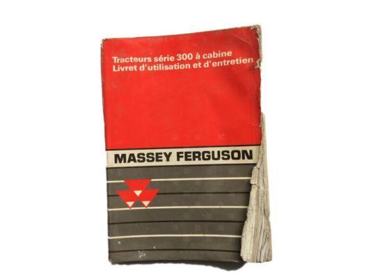 instruction manual for MASSEY FERGUSON 300 tractor