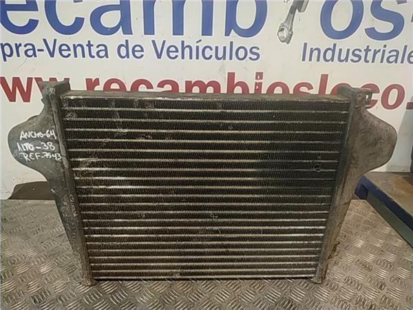 intercooler for IVECO EuroCargo truck