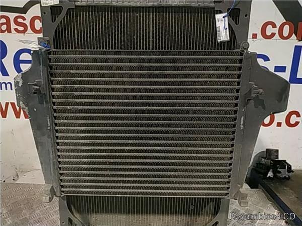 intercooler for DAF Serie LF55.XXX  truck