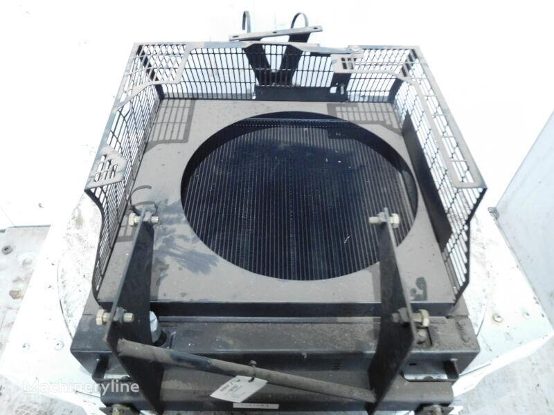 FUCHS (1001027) intercooler for truck