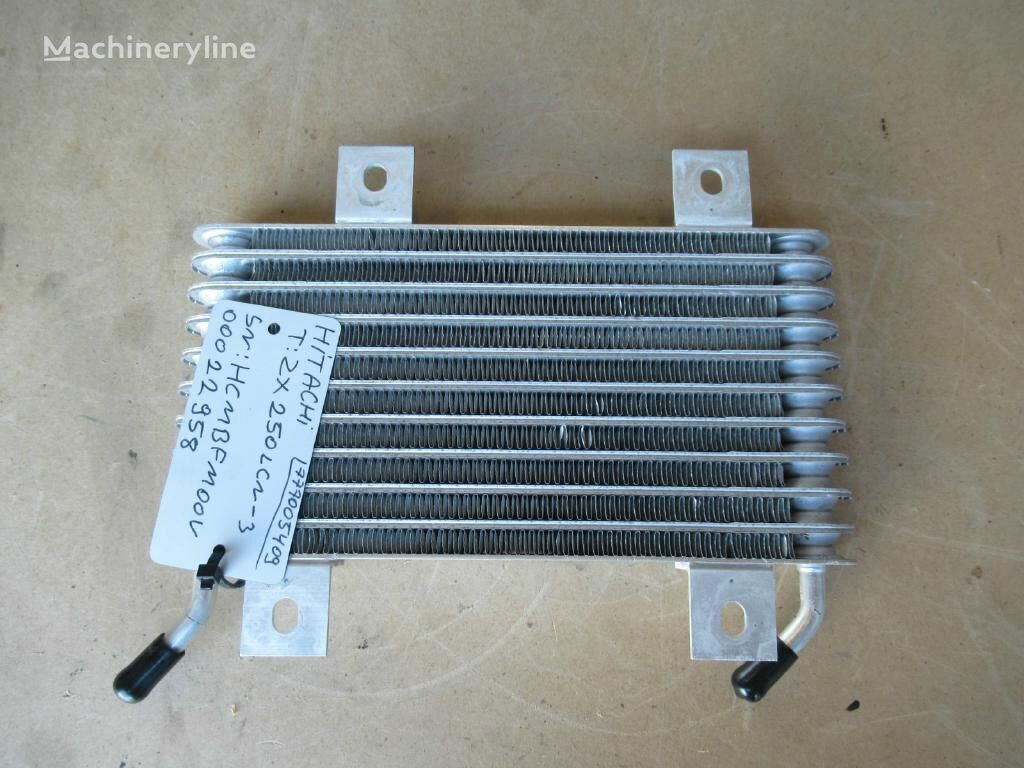 HITACHI ZX250LCN-3 intercooler for excavator